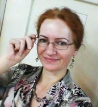 Виктория Топоногова